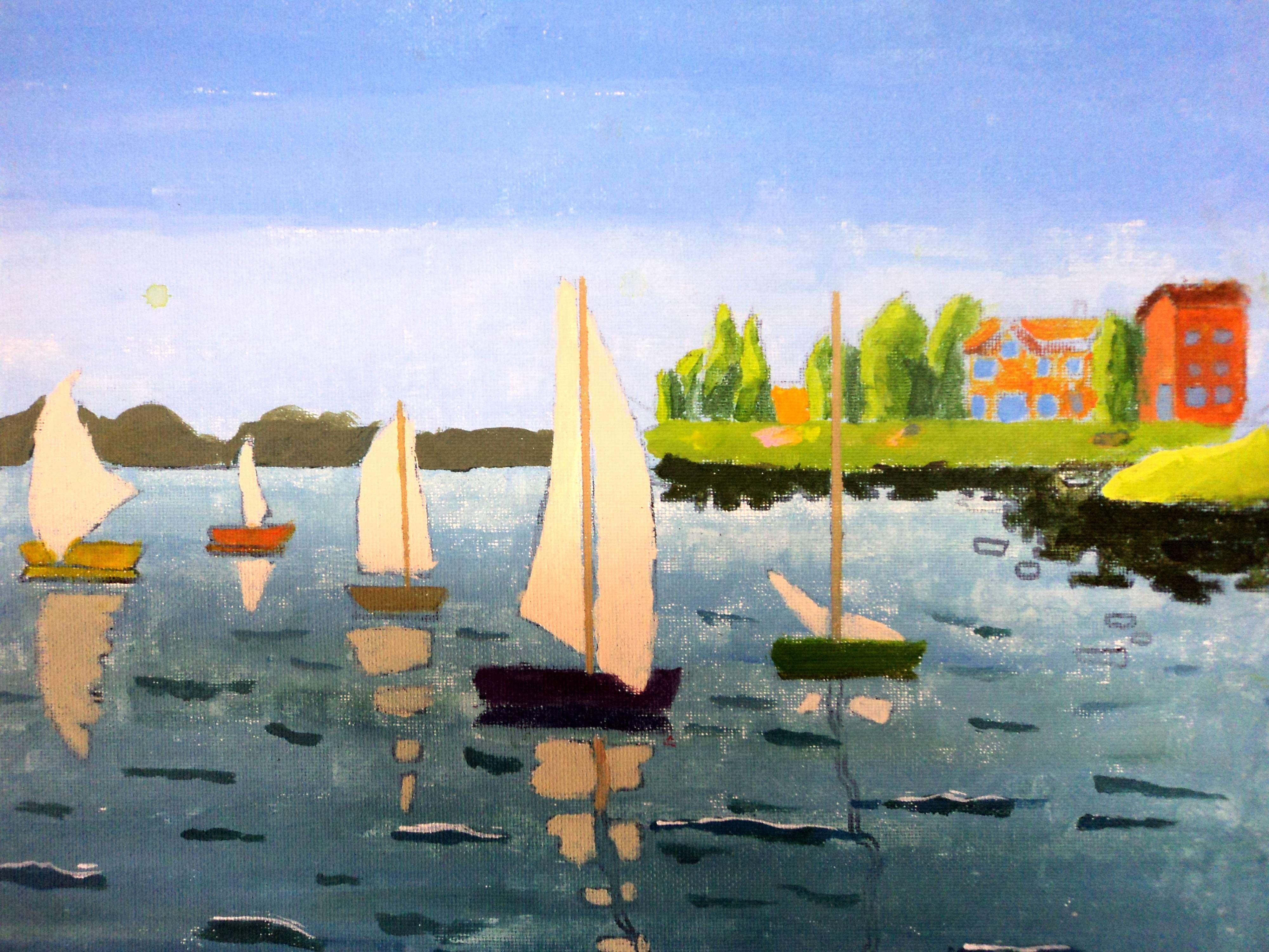 Luke S Boatraces
