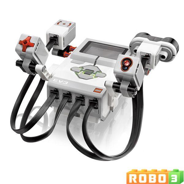 LEGO Education Mindstorms EV3 45544 Образовательный набор | Для себя ...