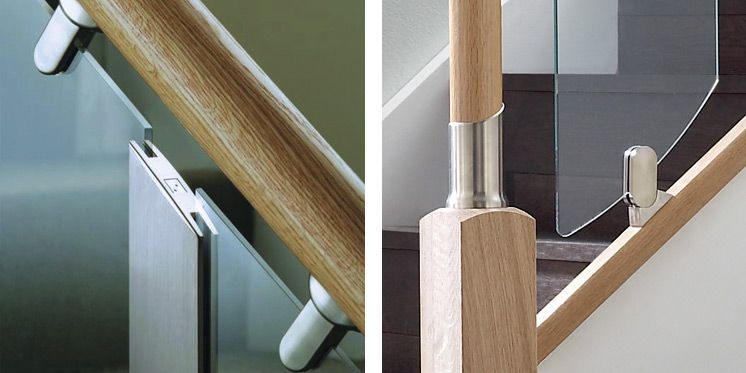 Best Fusion Stair Parts Modern Staircase 400 x 300