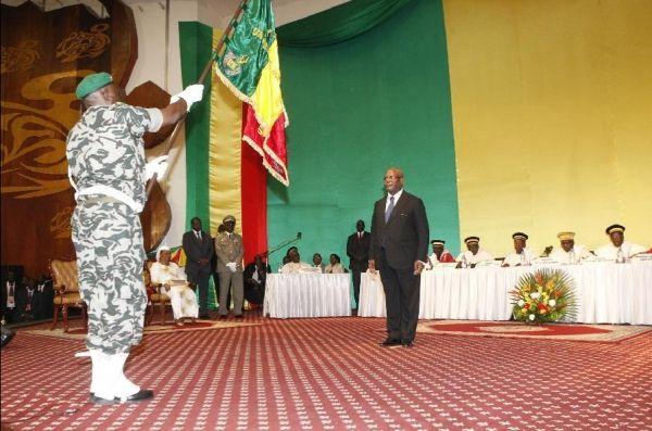 Ibrahim Boubacar Keita jura como Presidente de Malí. Visite nuestra página y sea parte de nuestra conversación: http://www.namnewsnetwork.org/v3/spanish/index.php