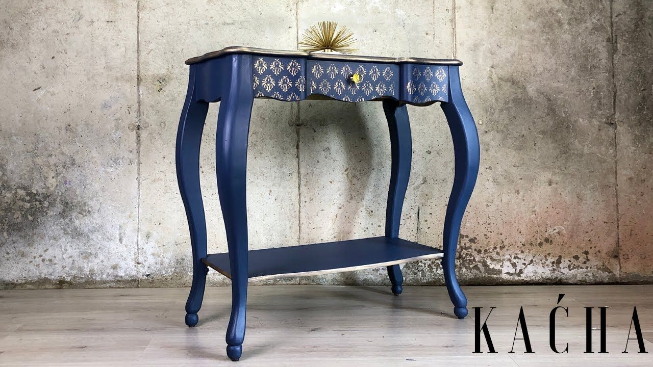 How To Paint And Gild Furniture For Beginners Xrwma