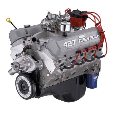 Chevy Engine Anniversary Edition 427 Qualityusedengines Chevy