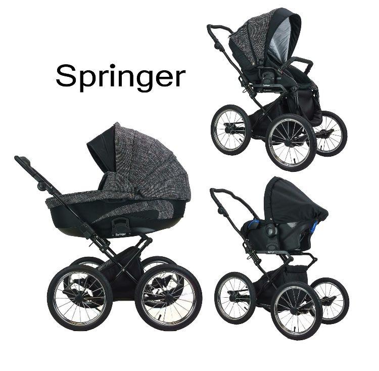 Springer Kinderwagen Bewertung