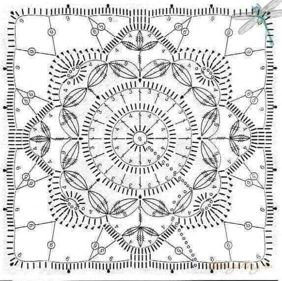 Pin de Nilda en Crochet | Pinterest | Lindo, Tejido y Terminaciones ...
