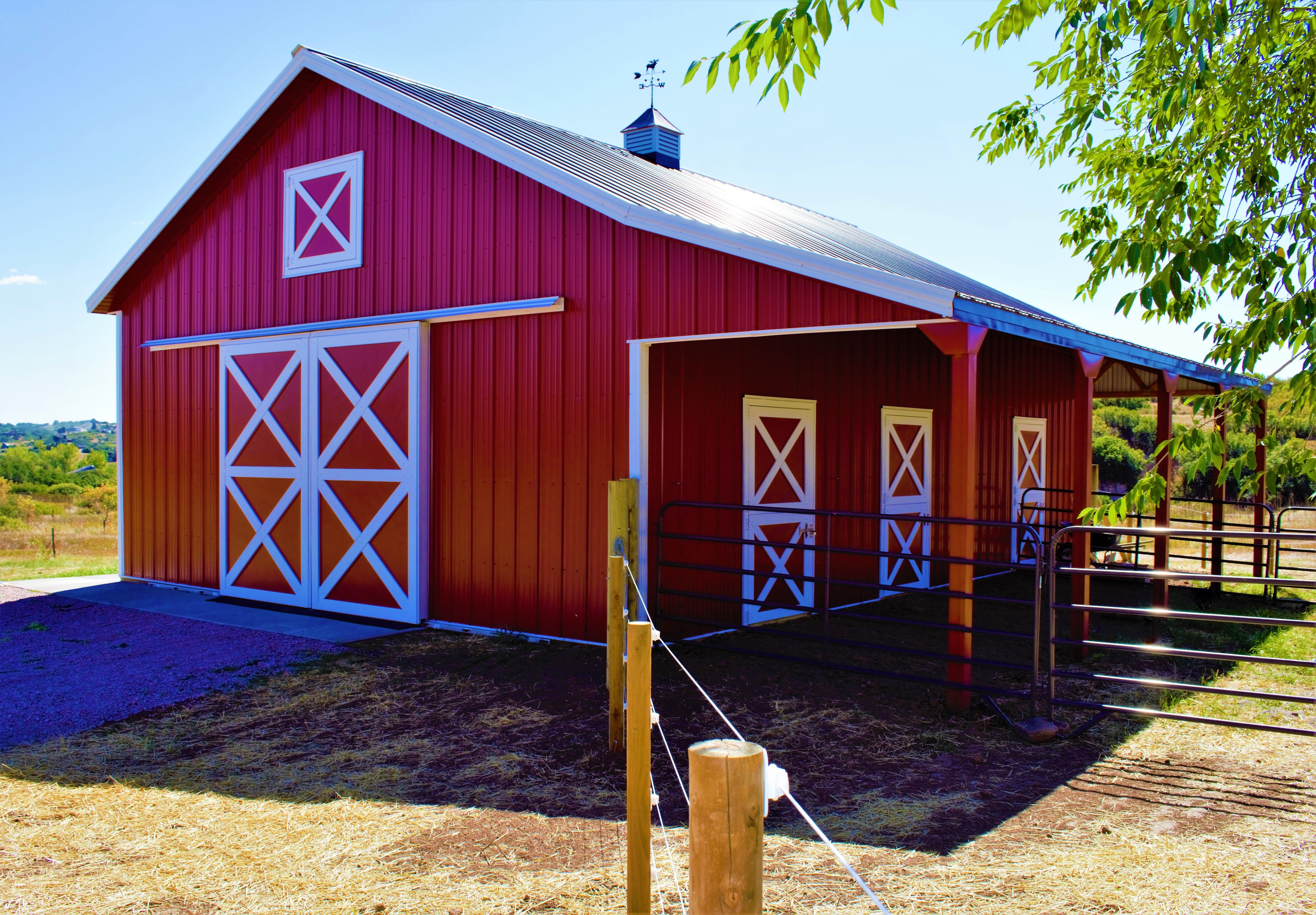 the bucket garage shop do barn a nice colorado journal to friend s has my got east oldest work job with best son and showthread forum so dirt in box direction tractor blade board pole he supervision texas barns