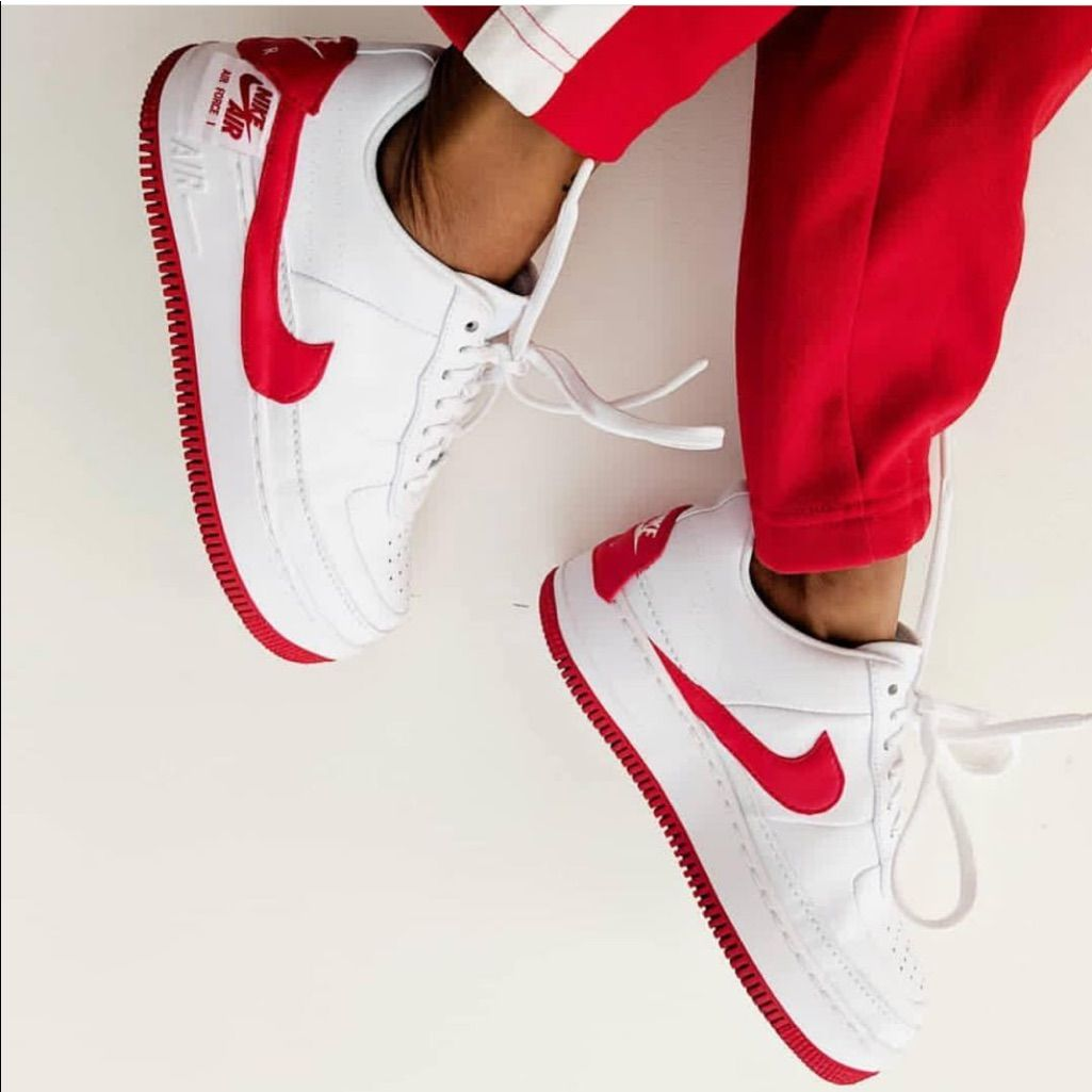air force 1 jester rouge femme