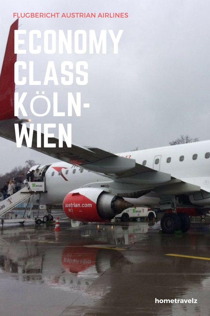 Mein Flug Nach Wien