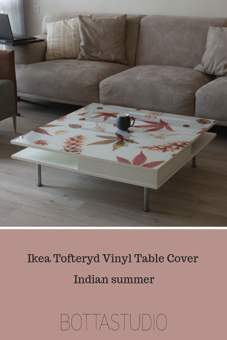 Eco Friendly And Non Toxic Pvc Cover Designed To Ikea Tofteryd Table Measurements High Quality Uv Printing Suita Vinyl Table Covers Table Measurements Table [ 1102 x 735 Pixel ]