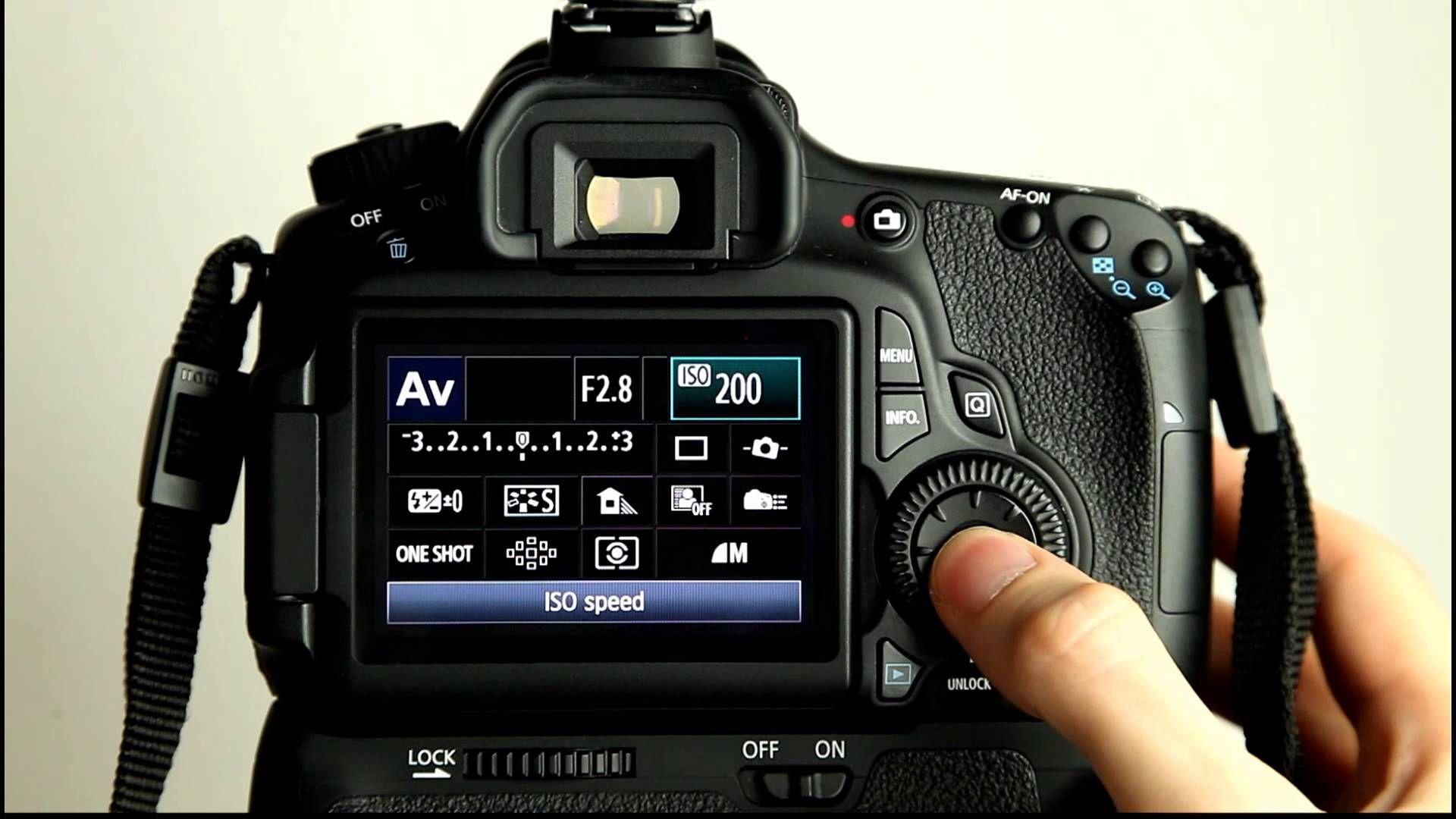секреты настроек фотоаппаратов кэнон данном
