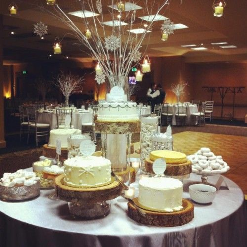 Blissfully Sweet Holiday Dessert Display Buffet Cocktails For Parties