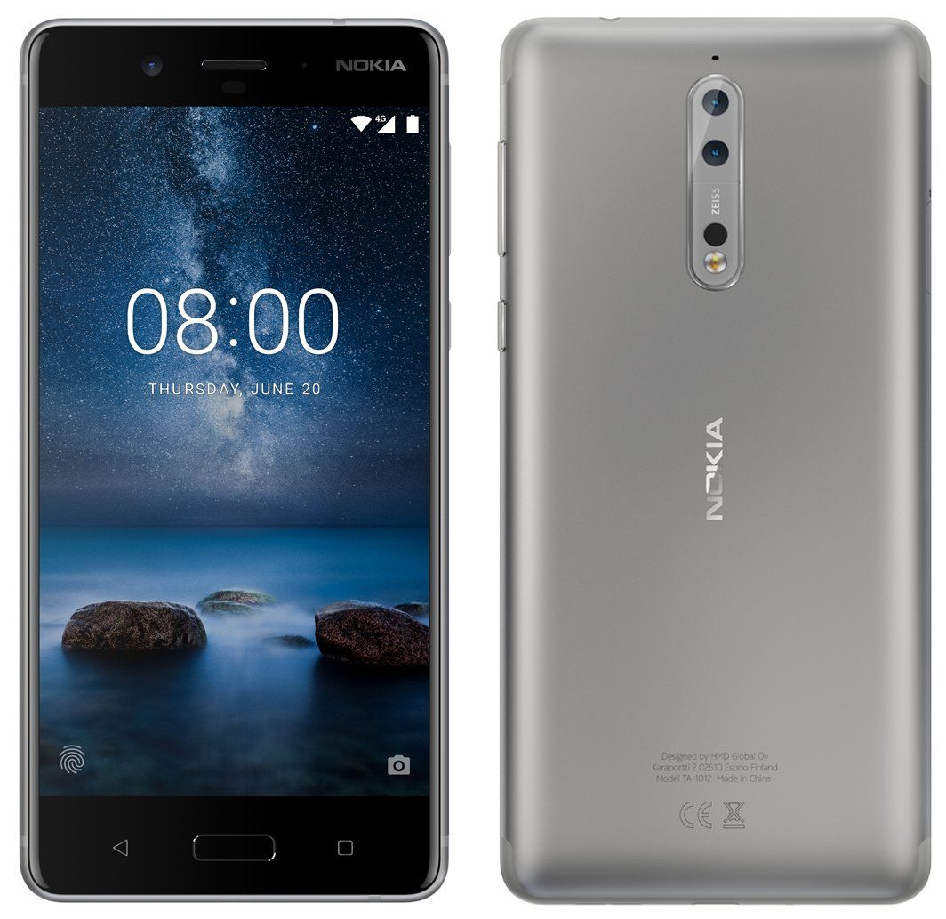 Nokia 8 Smartphone to launch on August 16 Nokia one