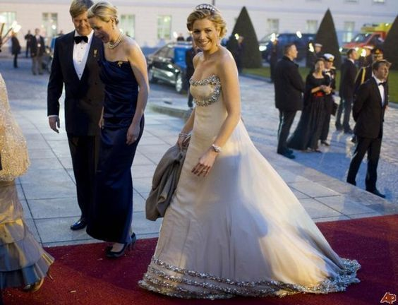 Queen Maxima and more
