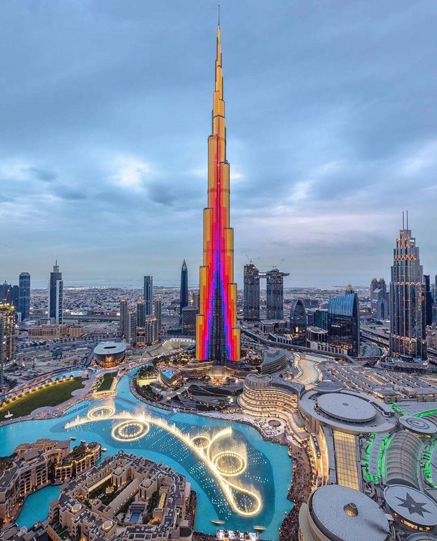 Vmstyle Moda Roupas Imagem Fotos Ysbh Viagem Amoviajar Viajante Viajarfazbem Turistando Dicas Dicasdeviagem Moch Dubai Vacation Burj Khalifa Dubai