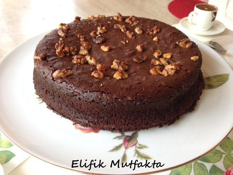 Çikolatalı Sufle Kek « Elifik Mutfakta