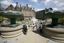 Sheffield City Council - The Peace Gardens