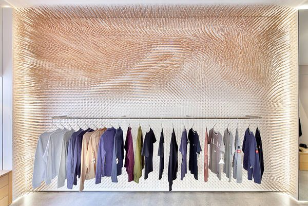 Ma geschneidert inszeniert mrqt boutique in stuttgart for Raumgestaltung einzelhandel