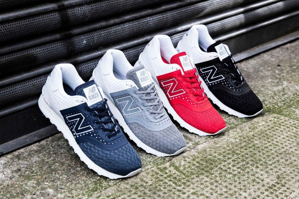 "New Balance 574 ""Breathe"""