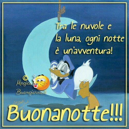 Buonanotte Con Paperino Immagini Belle Per Whatsapp Nuove ευχες
