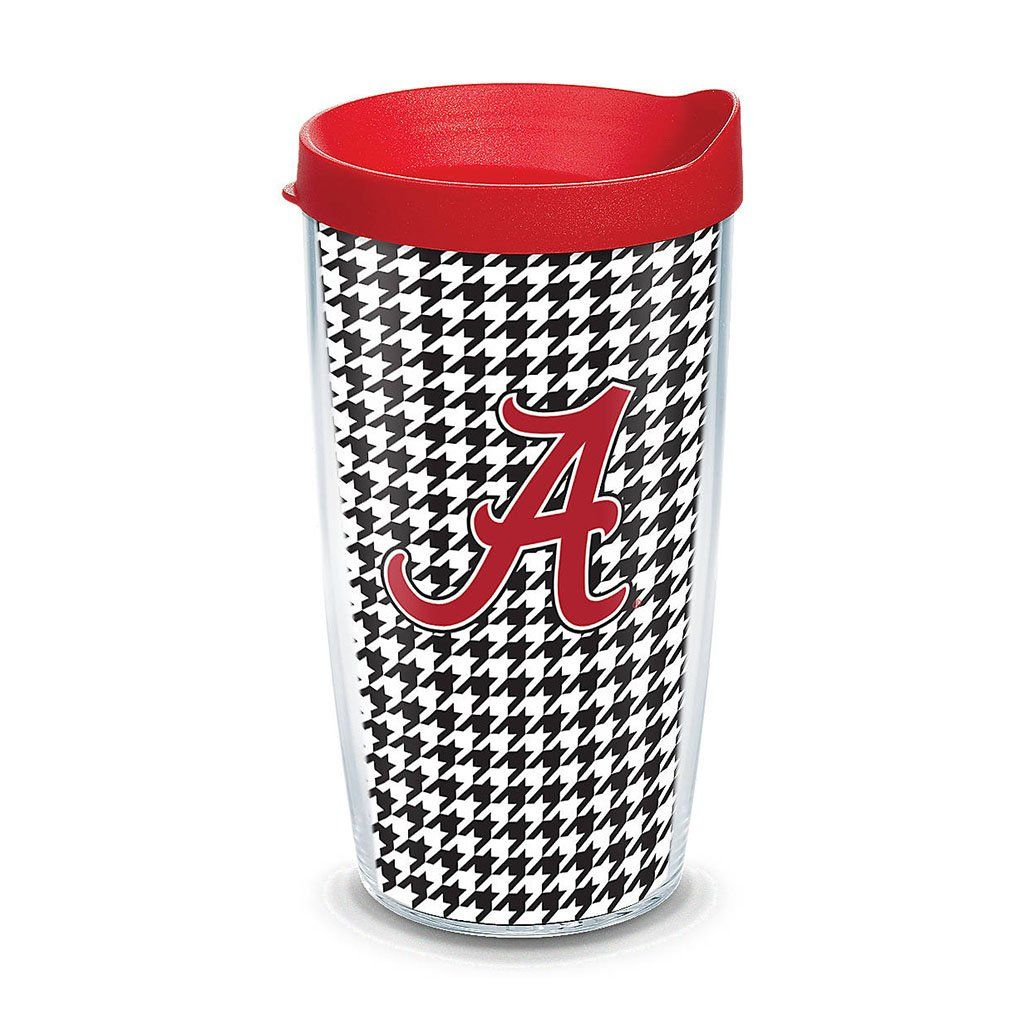 Alabama Crimson Tide Houndstooth 16oz. Tumbler by Tervis