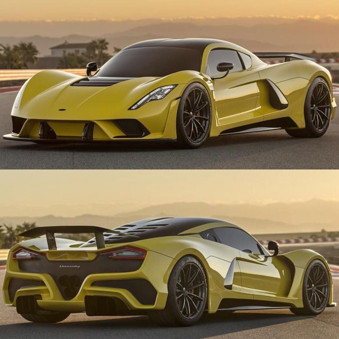 Hennessey Performance: The Hennessey Venom F5 Is Official And According To Them