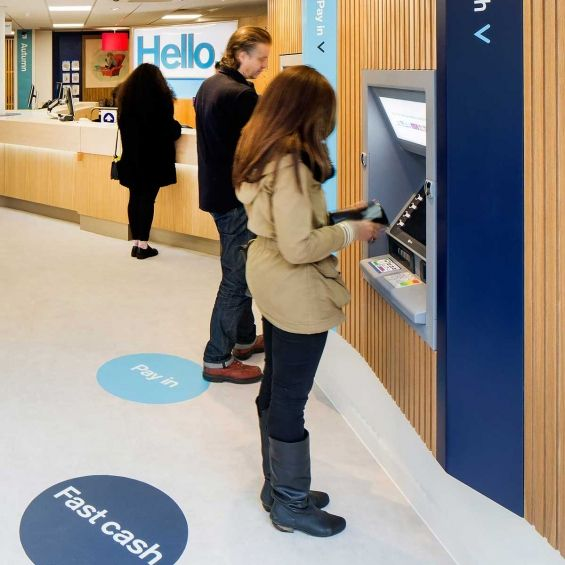 14 More Breakthrough Branch Designs From Banks Credit Unions Bank Design Credit Union Branch Design