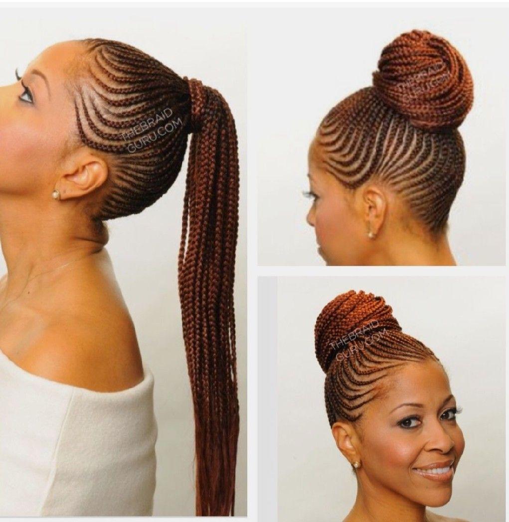 Creative Braids Hairstyles For Ladies African Braids Hairstyles Cornrow Updo Hairstyles Braided Hairstyles