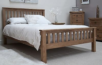 Brooklyn-solid-oak-bedroom-furniture-5-king-size-bed | Home ...