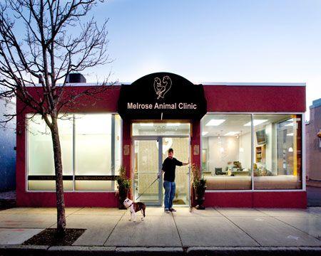 2013 I Veterinary Economics I Hospital Design People S Choice Award Winner Melrose Animal Clinic Pet Clinic Hospital Design Veterinary