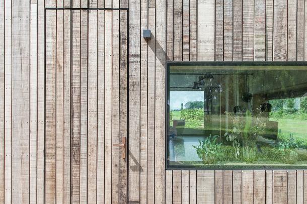ARC16: Woonboerderij Utrecht   Zecc Architecten   Alle Projecten    Projecten   De Architect