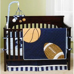Sports Bedding Baby Boy Nursery Sports Sports Bedding Sports