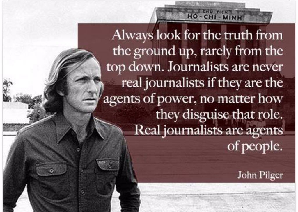 Pin by Ginny inMA, ProgressiveVoices on PEOPLE: John Pilger ...