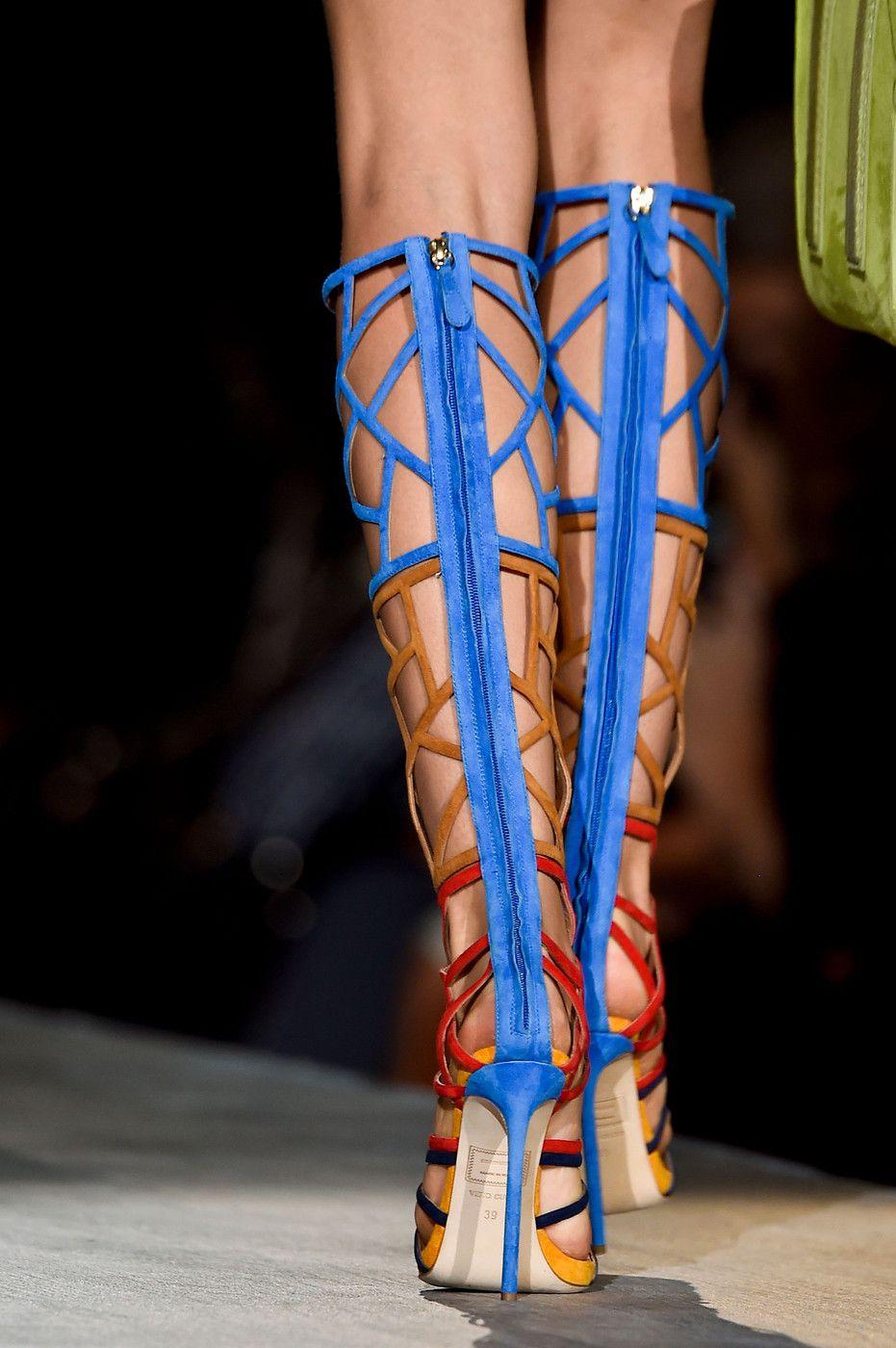 Dsquared² at Milan Fashion Week Spring 2015