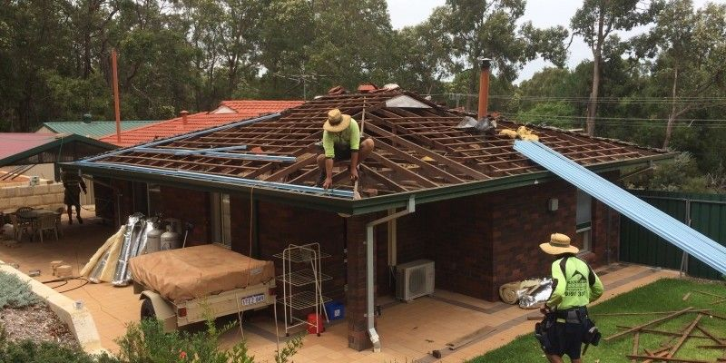 Reasons For Getting Domestic Roof Repairs Company Roof Repair Roofing Perth
