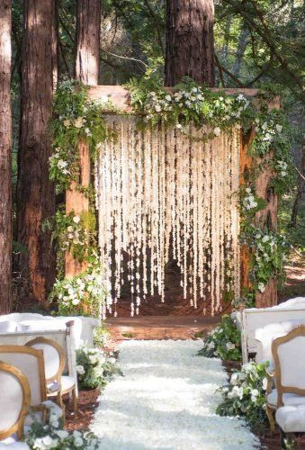 15 Forest Wedding Theme Ideas | Wedding Forward