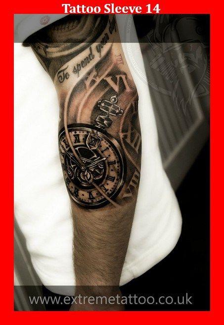 tattoo sleeve 14 tatus pinterest tattoo ideen tattoo vorlagen und t towierungen. Black Bedroom Furniture Sets. Home Design Ideas