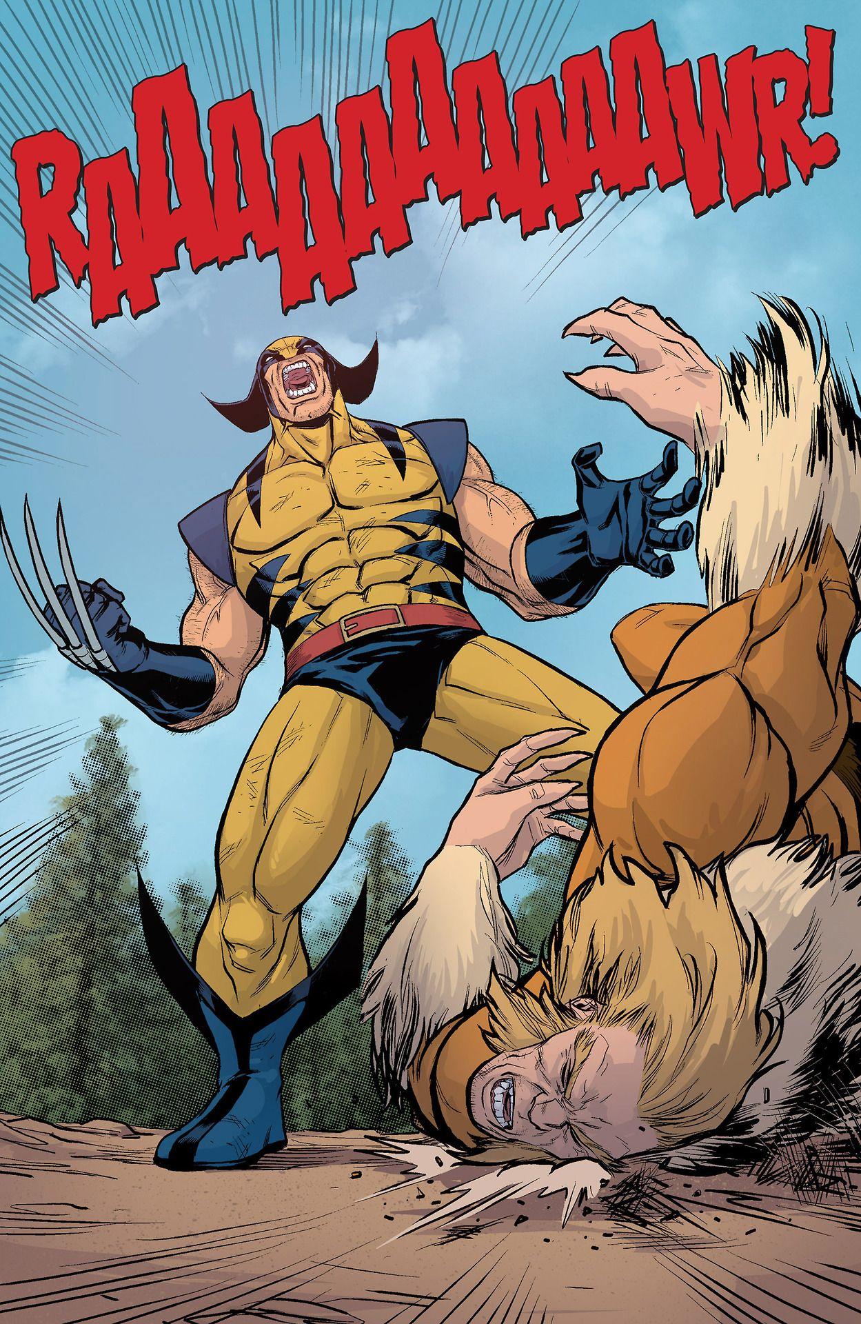 Resultado de imagen de wolverine season one