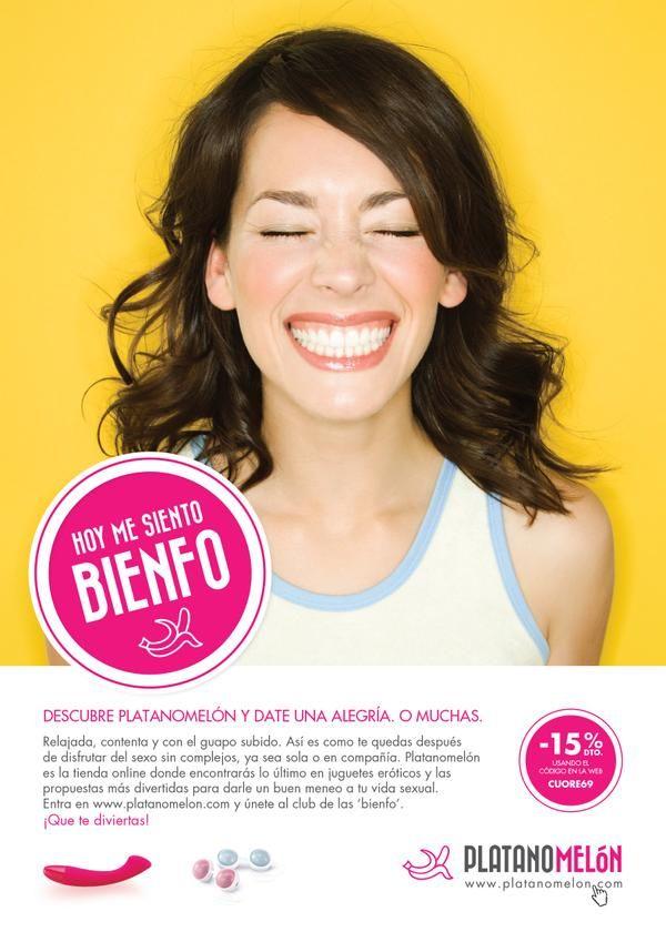 El blog del Marketing: Hoy me siento #Bienfo. La mejor forma de promocion...