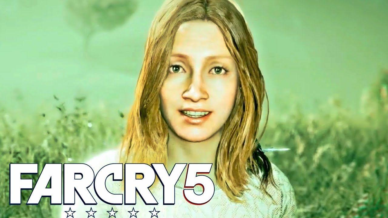 Far Cry 5 Faith Seed Fc5 Far Cry 5 Crying Faith