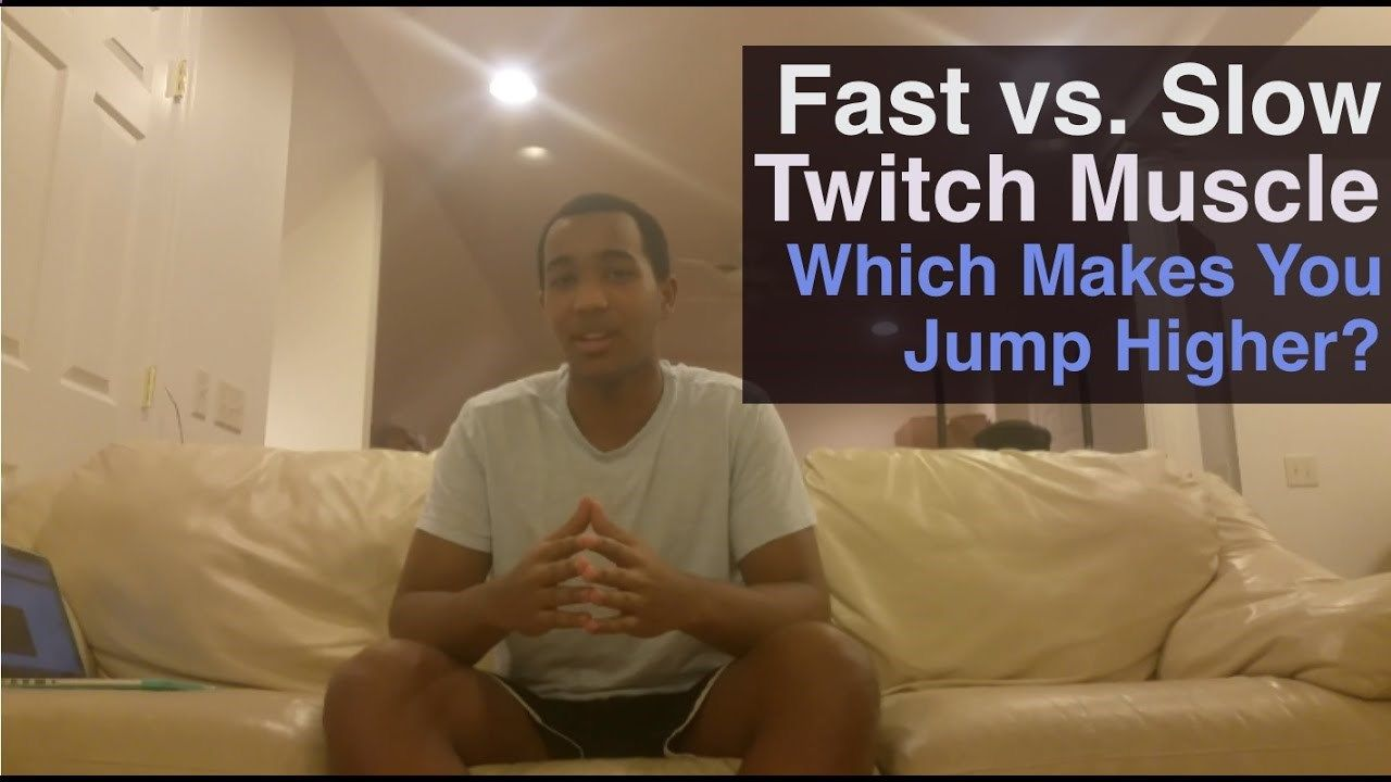 bestverticaldunkt... Do you want to learn the science behind how to jump higher? Have you wondered how to approach vertical jump training? The check this out - Fast & Slow Twitch Muscle: The Science Behind How To Jump Higher