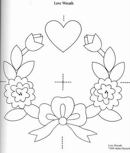 patrones para bordar 3   Patrones para bordar, Patrones de