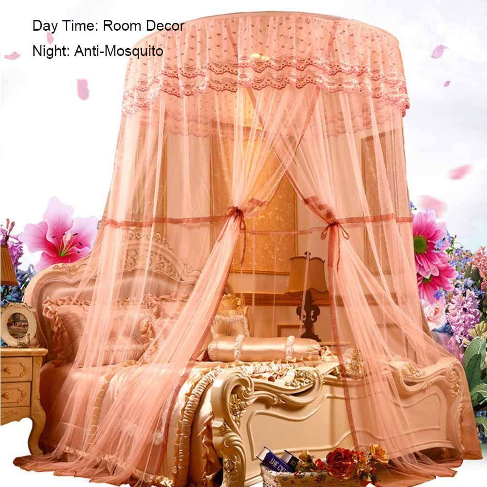 Canopy Mosquito Net For Twin Bed Queen King Size Bed Dome