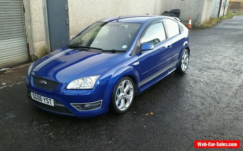 2006 Ford Focus St 3 Mk 2 3 Miles Ford Focus Forsale