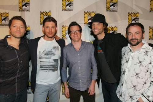 VANESSA - SUPERNATURAL: 5 Personagens Mais Nerds de Supernatural, San Dieg...