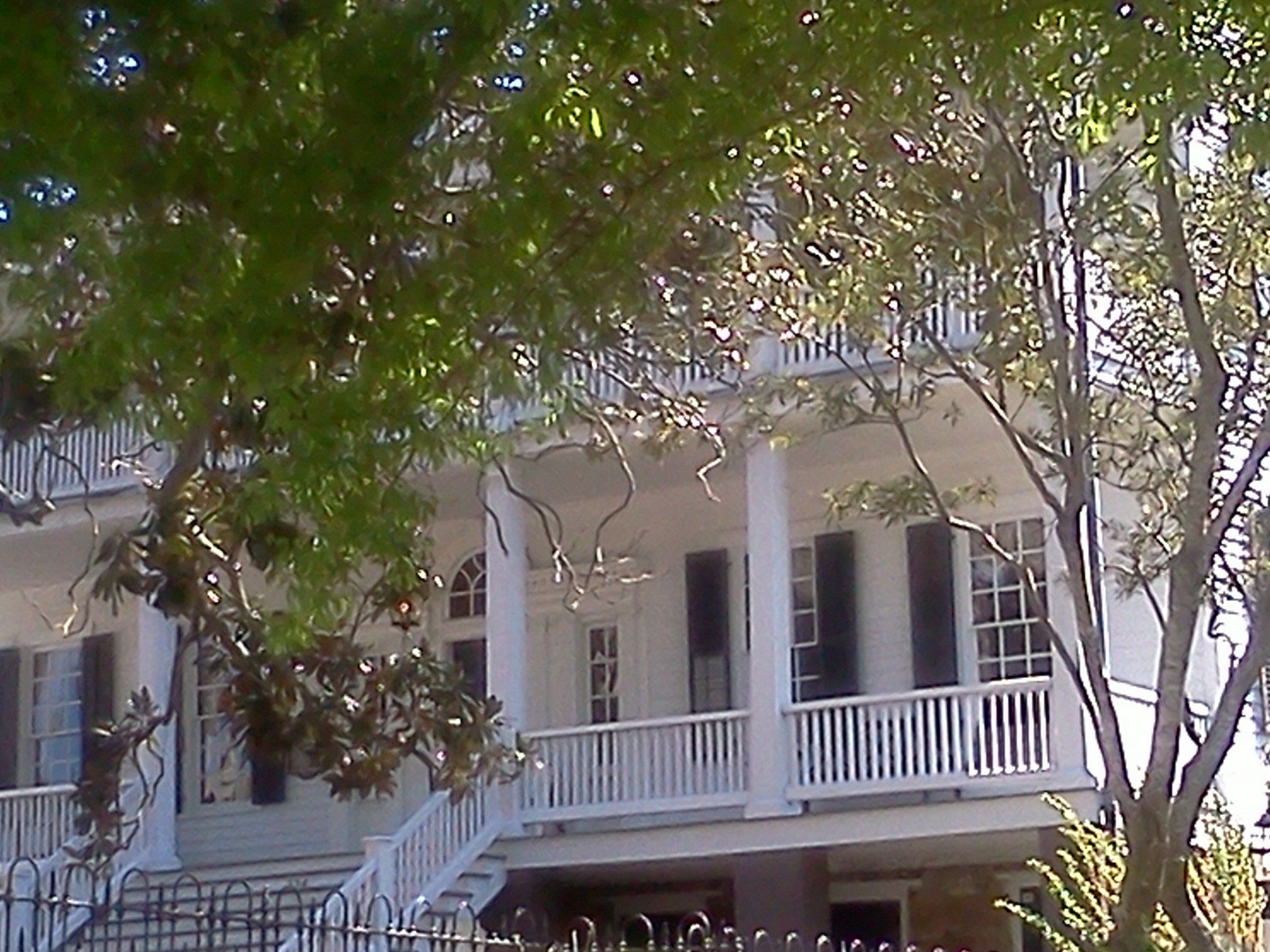 Temporary Home of Lord Charles Cornwallis. Wilmington, NC