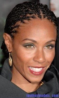 Jada Pink Smith3 Last Hair Models Hair Styles