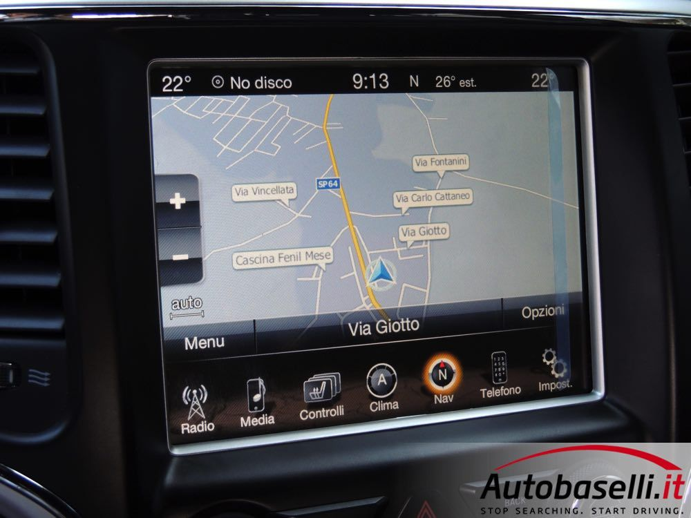 JEEP GRAND CHEROKEE 3.0 MJT OVERLAND Cambio automatico + Navigatore + Interno in…