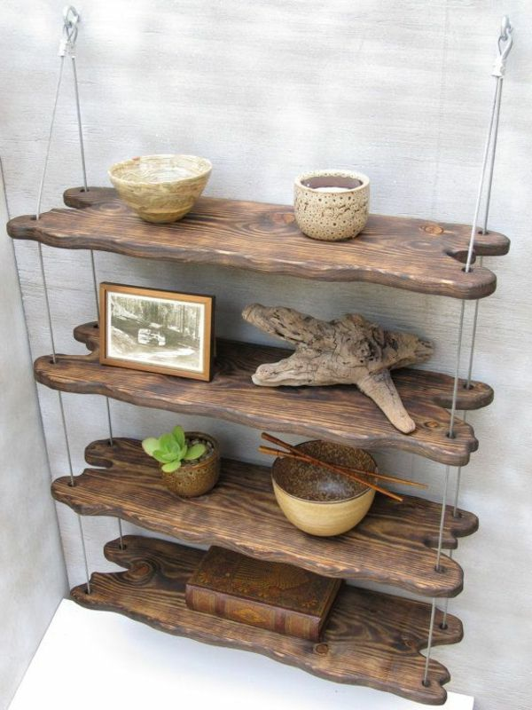 1001 Ideas And Inspirations For A Diy Wall Shelf Ideas Inspirations Shelf Diy Wandregal Regalwand Regal Selber Bauen