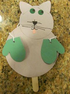Three Little Kittens Nursery Rhyme Crafts Nursery Rhymes Activities Nursery Rhymes Preschool Crafts