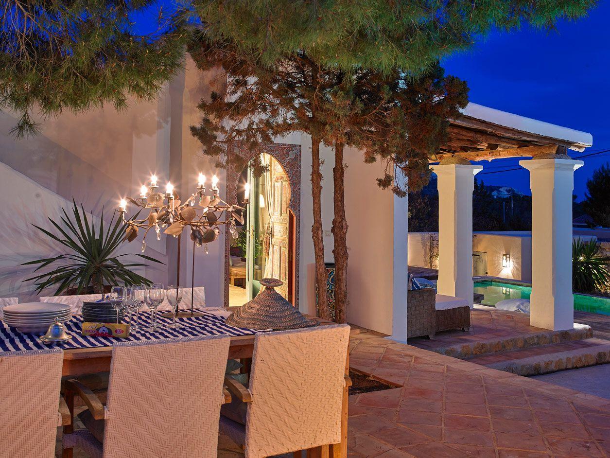 Pin by Harissa Villas Ibiza on Can Serai | Luxury villa ...
