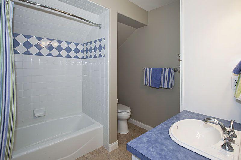 Choice Construction, Remodel, Custom Homes, Gig Harbor, Guest Bathroom, Tile Shower